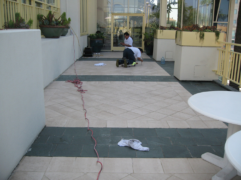 grout-staining-before