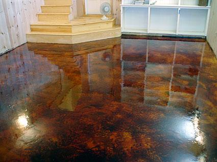 concrete resurfacing concrete staining service polished concrete concrete services orange county costa mesa