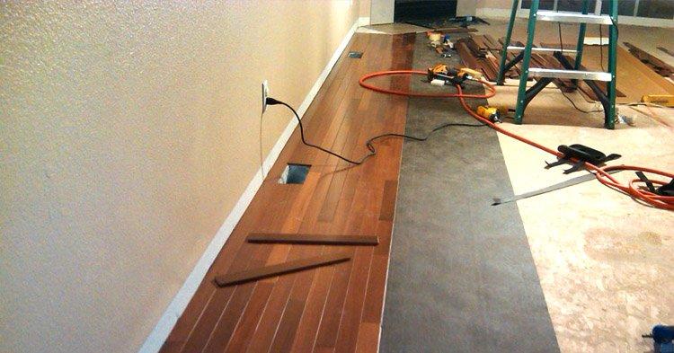 Hardwood Floor Installation Orange County Orange County