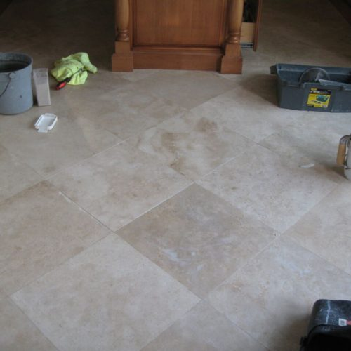 Kitchen Floor Grout Cleaner Grout Repair