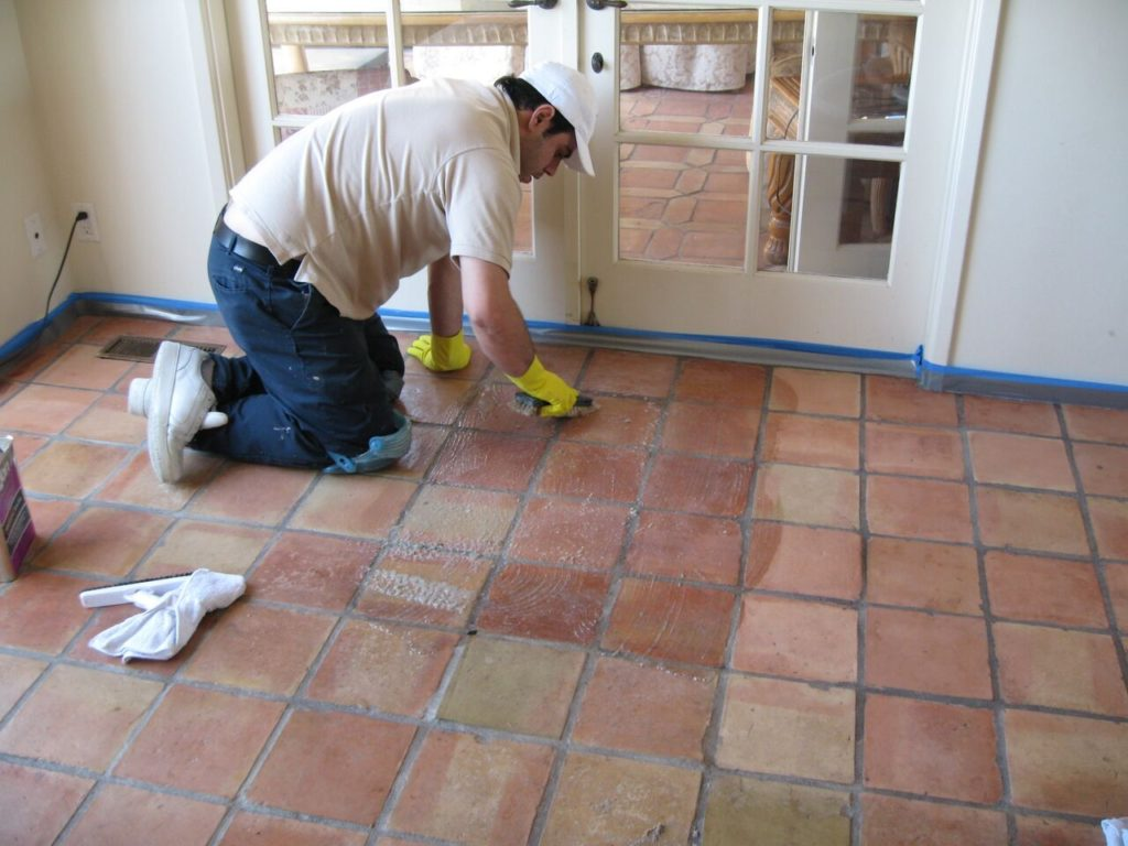 Saltillo tile floor cleaner tile grout cleaner grout cleaning and sealing companies grout repair tile cleaning services orange county newport beach
