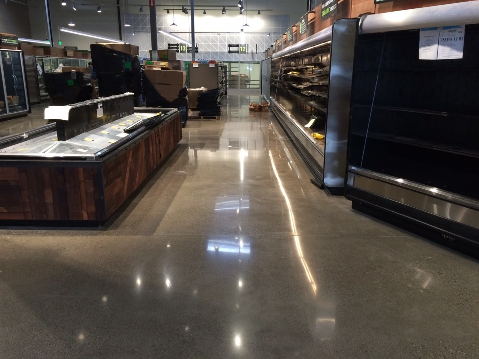 polished concrete professional staining refinish resurfacing services orange county costa mesa irvine newport beach
