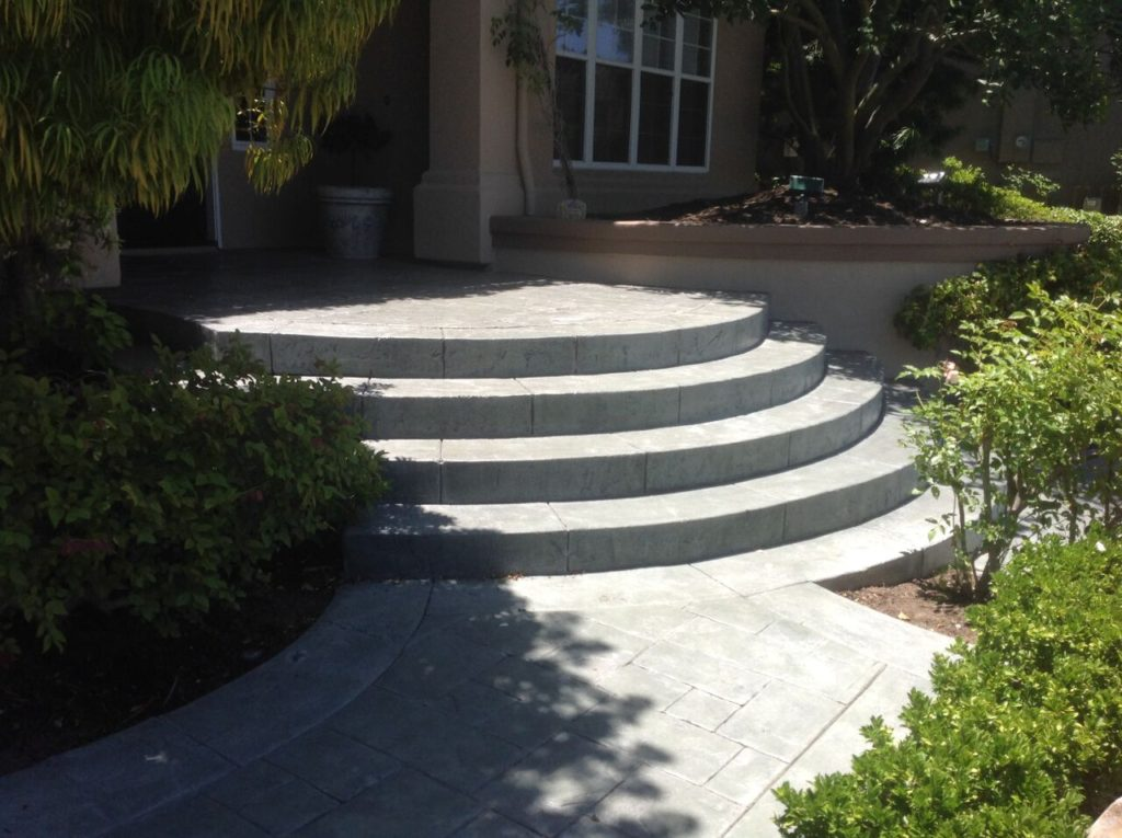 concrete patio installation repair cleaning services in Orange County, California