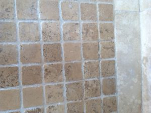 tile and grout restoration in Lake Forest, Orange County