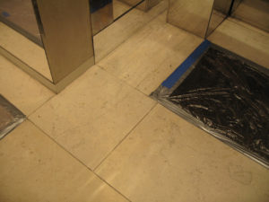 Marble Restore and Repair in Orange County Crack