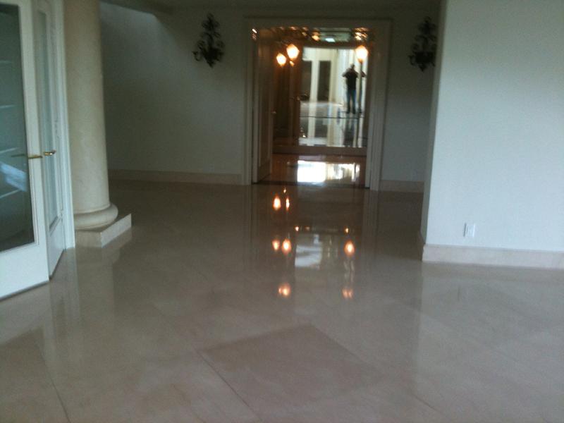 marble maintenance in Orange County