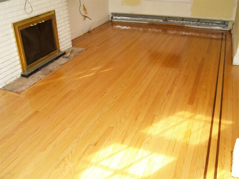 wood floor cleaner in Orange County