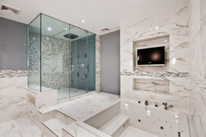 bathroom grout cleaning services in Orange County